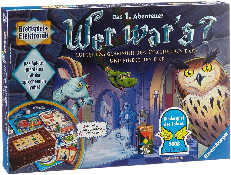 Ravensburger 21854 - Wer war's? - Kinderspiel