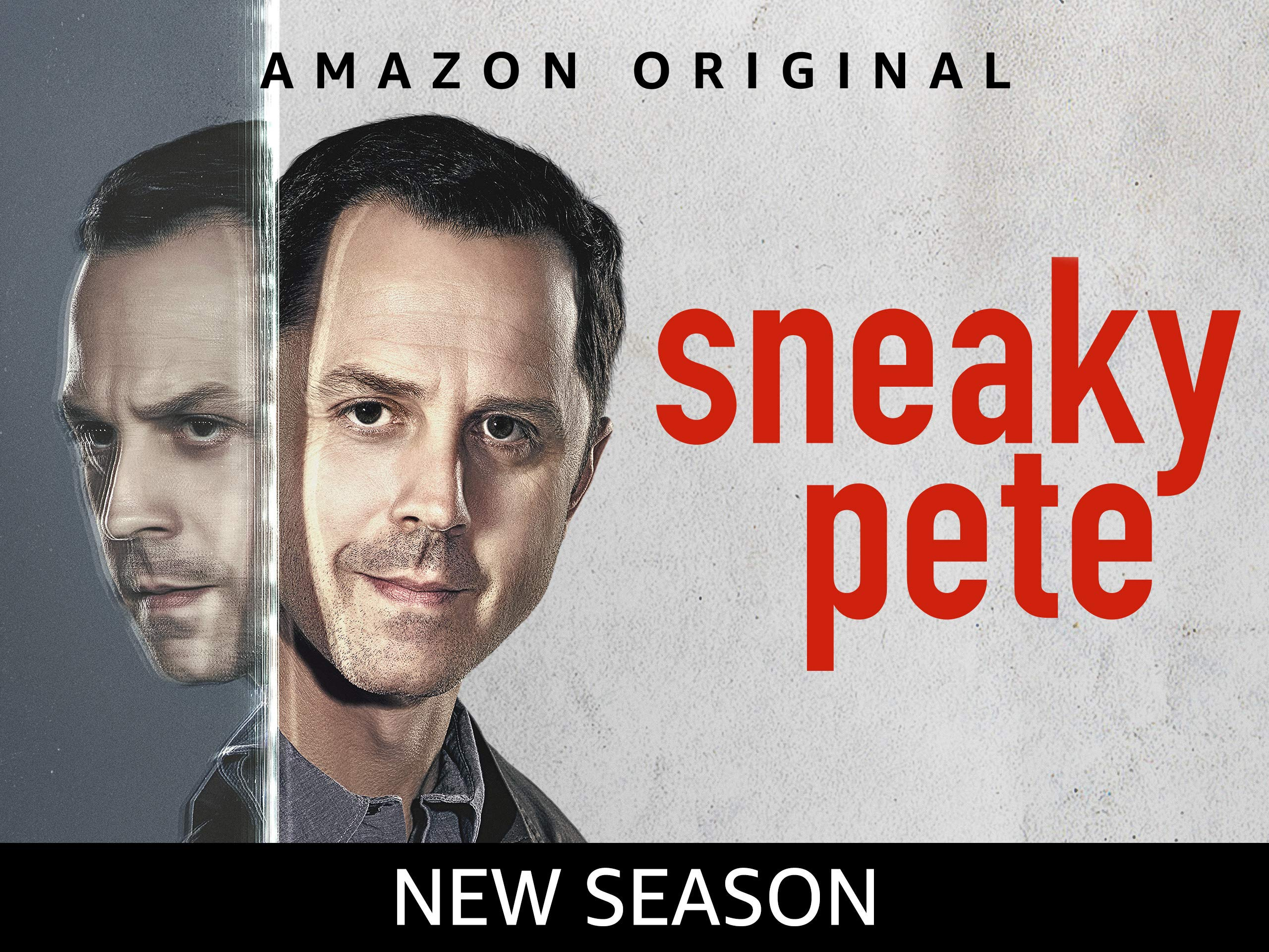 Sneaky Pete - Season 3 (4K UHD)