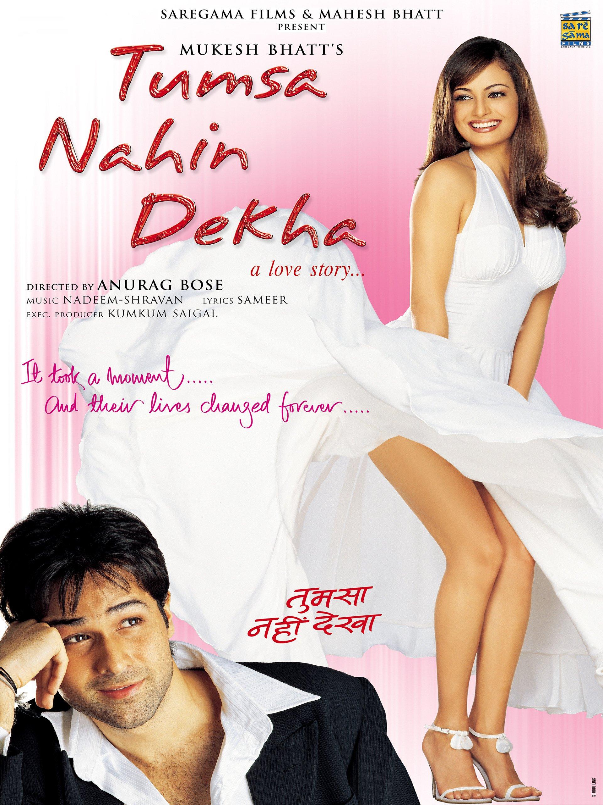 Tumsa Nahin Dekha on Amazon Prime Video UK