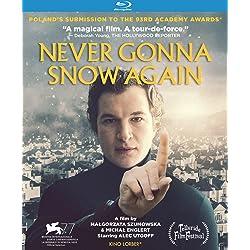 Never Gonna Snow Again [Blu-ray]