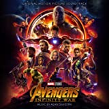 Avengers: Infinity War (Original Soundtrack) Import