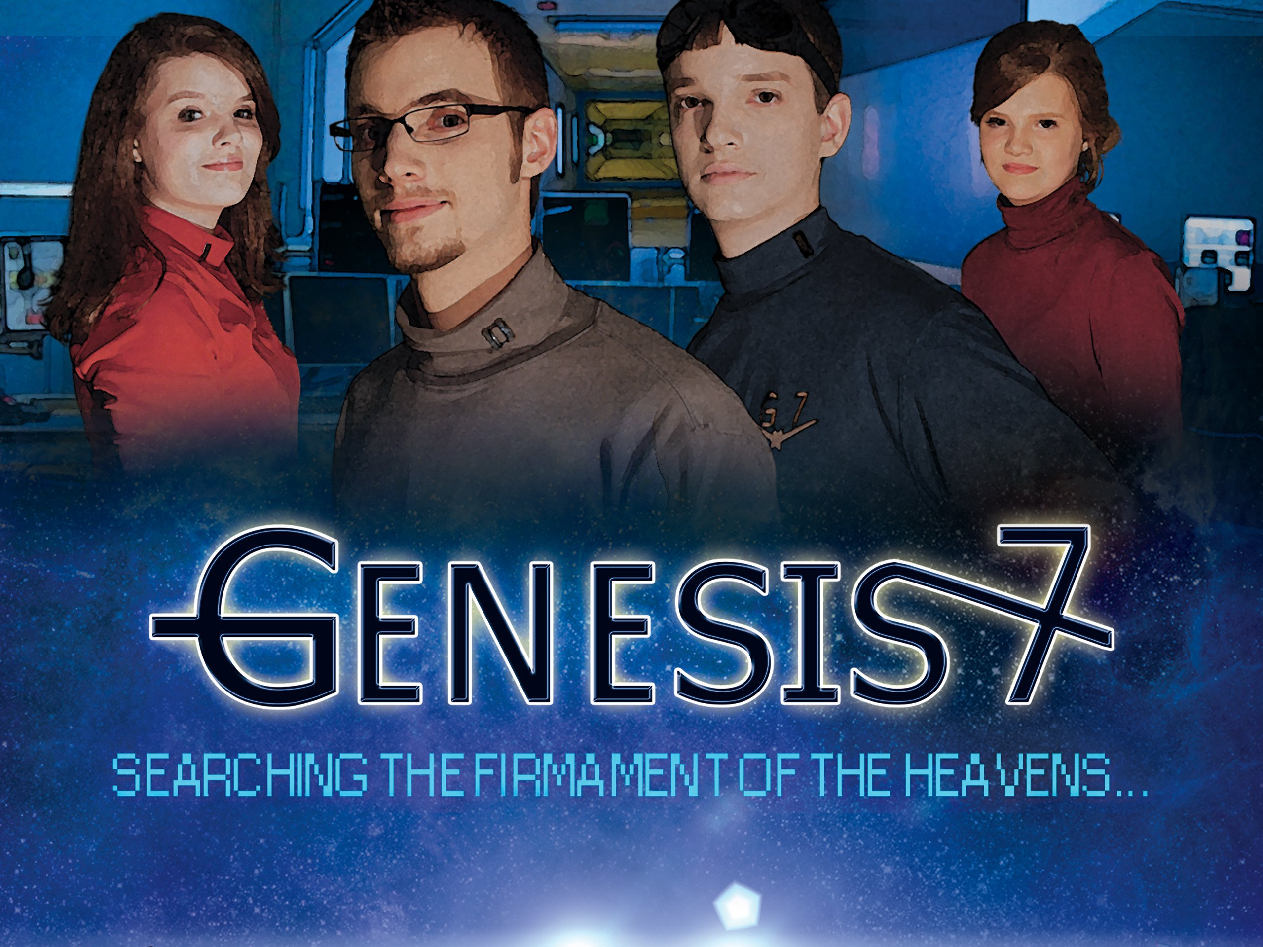 Genesis 7: Searching The Firmament of The Heavens