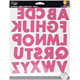 EK Success EKS5480032 Cutting Dies Alphabet 26 Piece