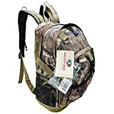 Explorer Tactical Mossy Oak Realtree 17? Day Pack Backpack Hiking Camping (Color: Mossy Oak, Tamaño: 17-Inch)