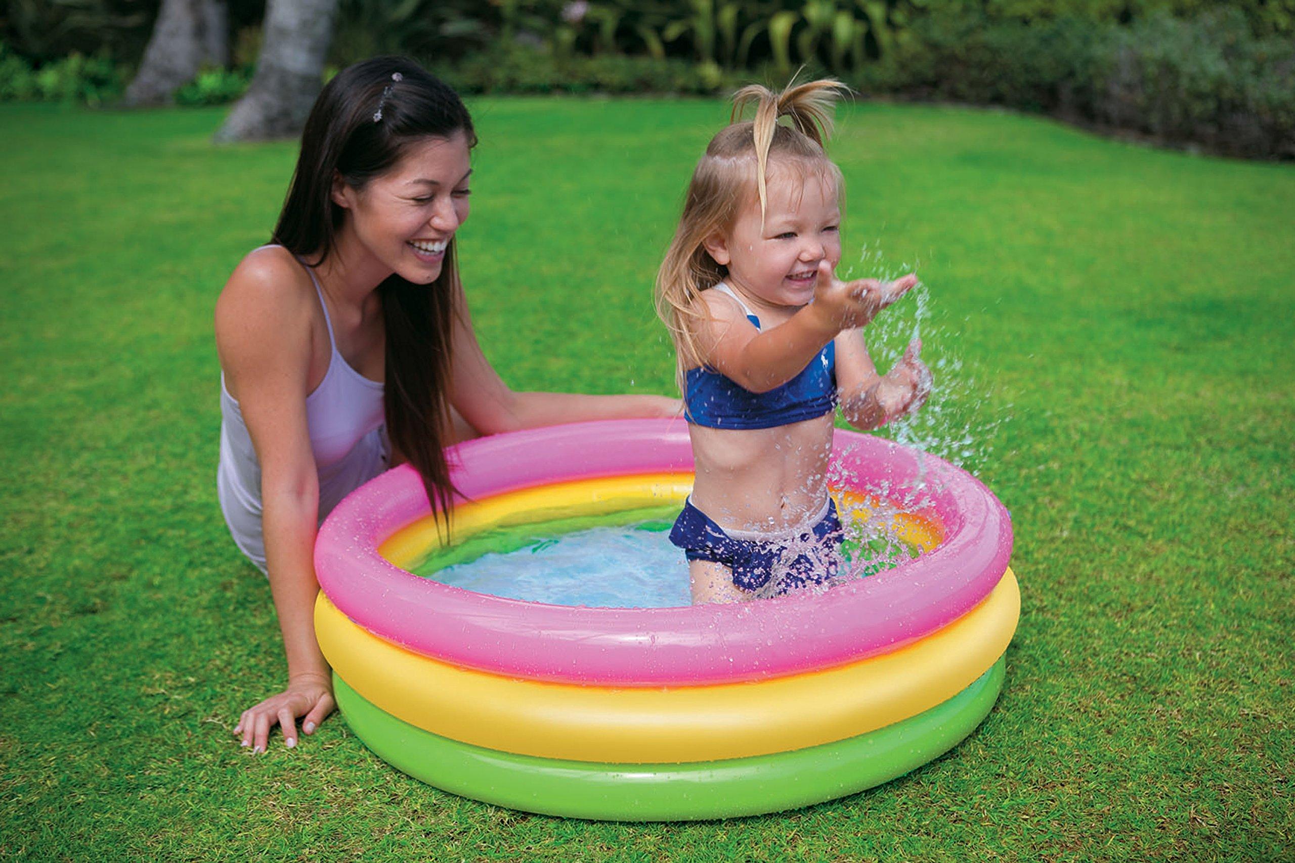 Buy Sunset Glow Baby Pool Now!