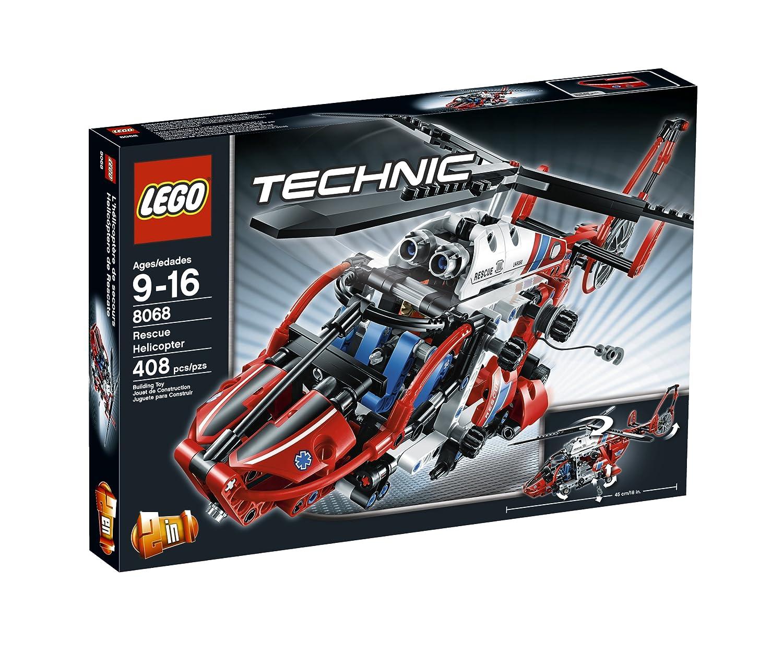 Lego Technik 8068 Rettungshubschrauber kaufen