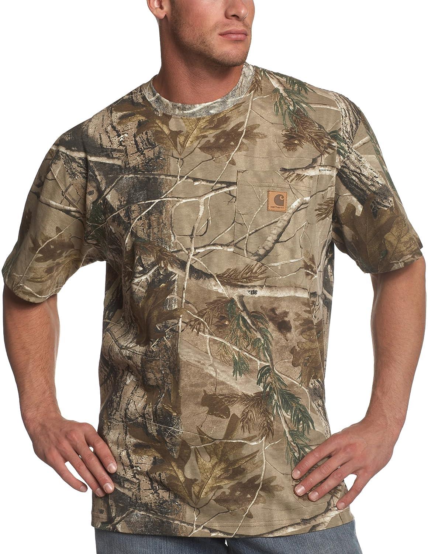 Carhartt Men's WorkCamo AP Short-Sleeve T-Shirt