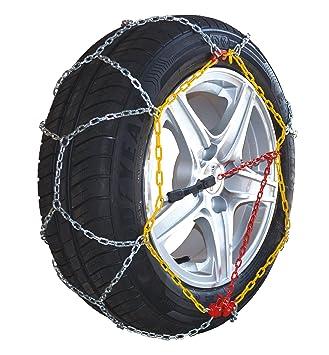 Chaussette neige textile pneu 245//30R20 excellente protection de la jante Valise comprenant 2 chaines textile et 1 paire de gants