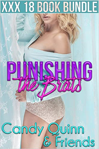 Punishing the Brats - Taboo 18 Book Bundle: Man of the House, Brat & Fertile First Time Stories