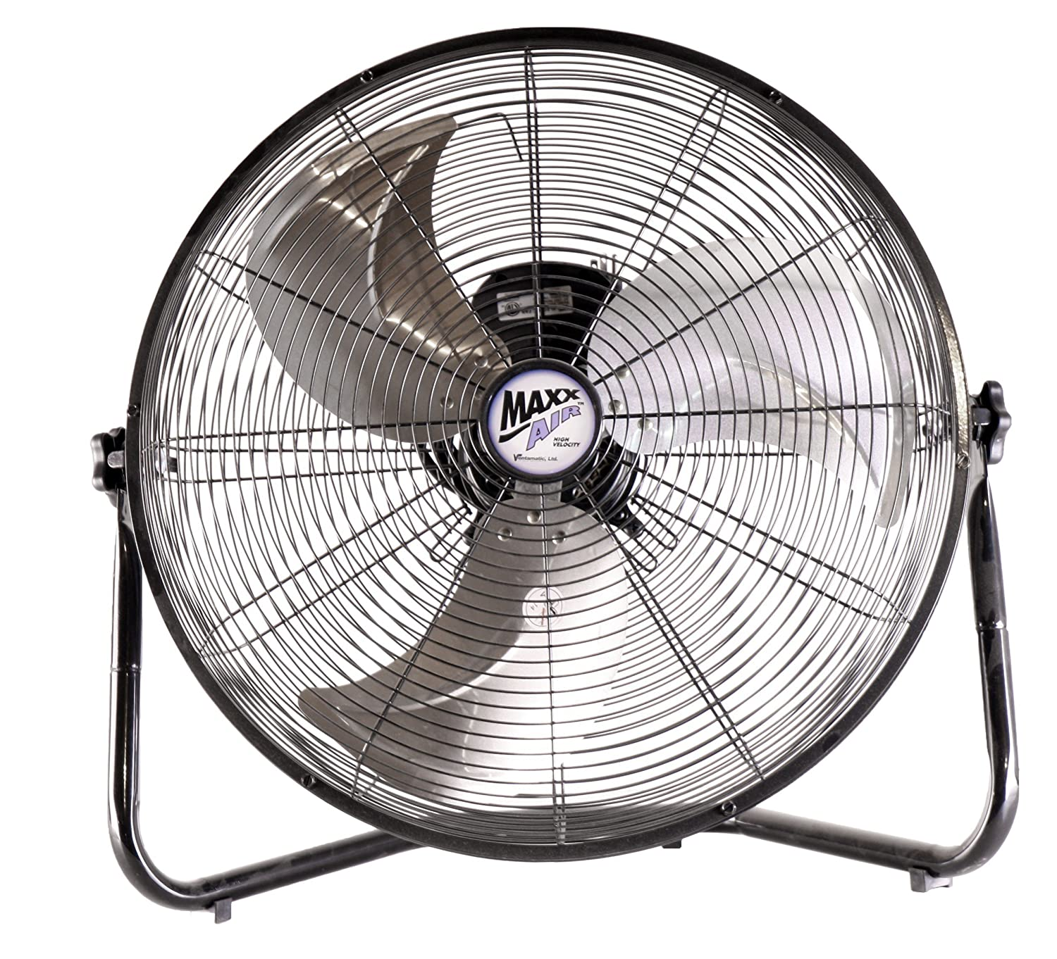 MaxxAir HVFF 20 UPS: The Floor Fan to Cover Every Corner