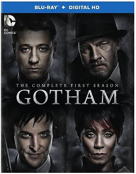 Gotham: Season 1 [Blu-ray]