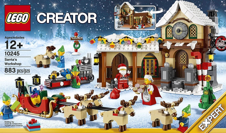 LEGO Creator Weihnachtliche Werkstatt, 10245 kaufen