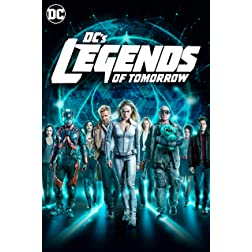 DC's Legends of Tomorrow: Season 1-4 2019