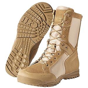 5.11 RECON Desert Stiefel  Schuhe & HandtaschenBewertungen und Beschreibung