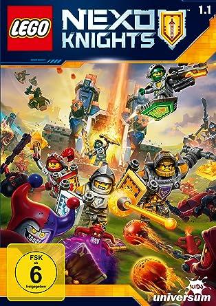 Lego: Rycerze Nexo  (2015-2016) PLDUB.720p.HDTV.H264-eend / Dubbing PL *dla EXSite.pl*