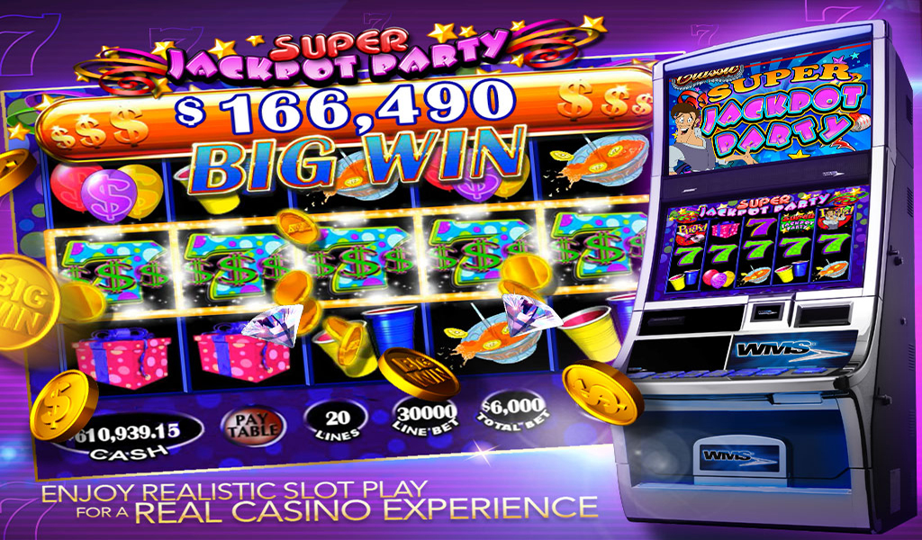 play jackpot party slot machine online sizzing hot