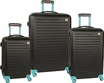 Nautica Tide Beach 3 Pc. Luggage Set