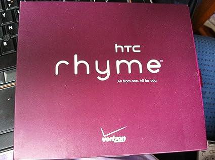 HTC Rhyme 3G Android Smartphone Plum Verizon