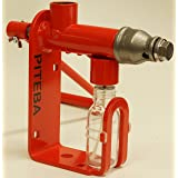 Piteba Nut and Seed Oil Expeller Oil press (Color: Red)