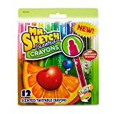 Mr. Sketch 1951200  Scented Twistable Crayons, Assorted Colors, 12-Count (Color: Blue, Tamaño: 12-Count)