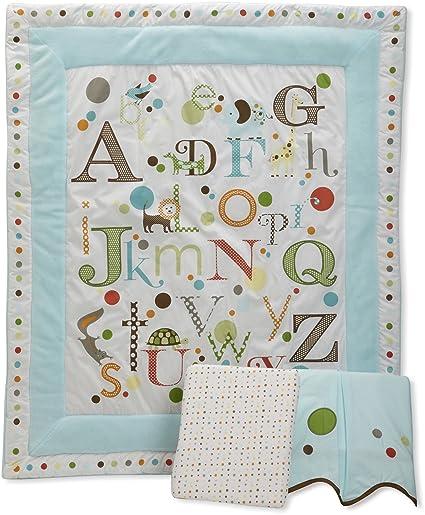 Soho Girl Alphabet Baby Bedding Baby Bedding And Accessories