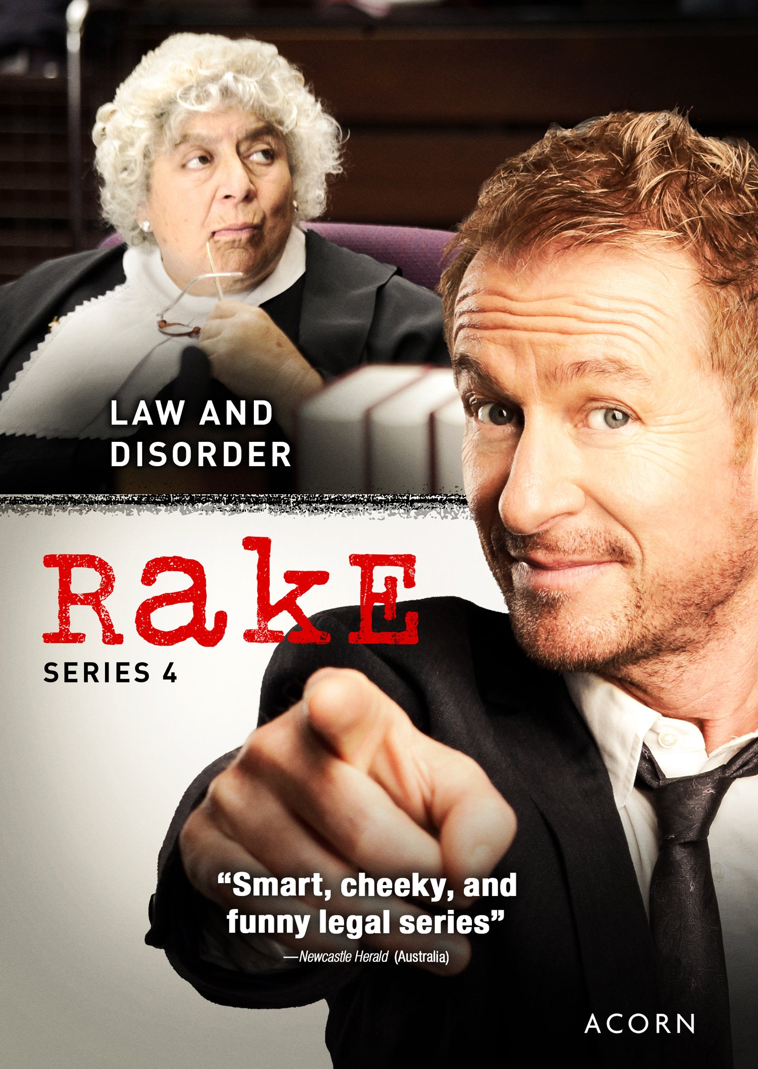 Book Cover: Rake: Series 4