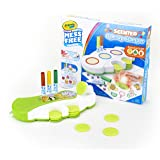 Crayola Color Wonder Light Up Stamper with Scented Inks, Gift for Kids, Ages 3, 4, 5, 6