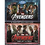 Marvel's The Avengers 2-Movie Collection [Blu-ray]