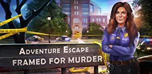 Adventure Escape: Framed for Murder (A Mystery Room and Crime Solving Detective Story!) by Haiku Games