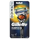 Gillette Fusion5 ProGlide  Men's Razor, Handle & 1 Blade Refill