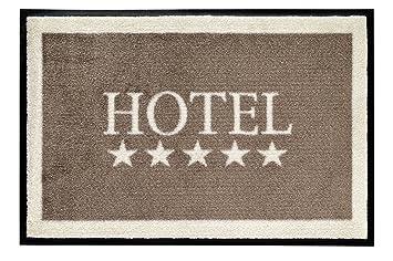 gift company 50017 washables hotel beige 75 x 50 cm dc364. Black Bedroom Furniture Sets. Home Design Ideas