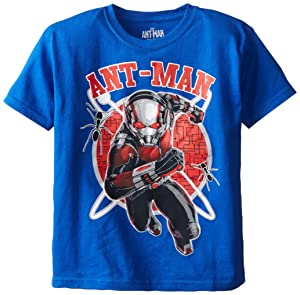boys ant-man shirt
