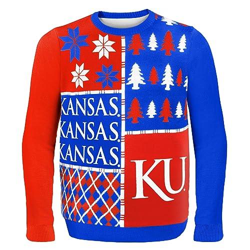 Kansas Jayhawks Ugly Christmas