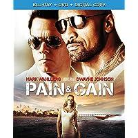 Pain & Gain on Blu-ray Disc / DVD / Digital HD