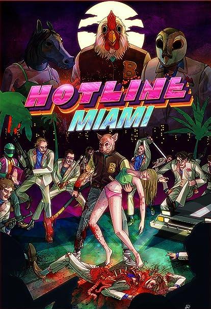 Hotline Miami Online Game