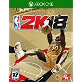Nba 2K18 Legend Gold Edition - Xbox One