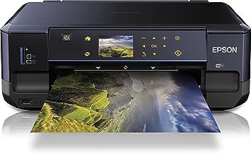 Epson Expression Premium XP-610 Imprimante Multifonction Jet d'encre Couleur 32 ppm Wi-Fi/Wi-Fi Direct Noir