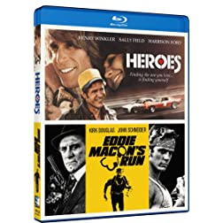 Heroes & Eddie Macon's Run (Double Feature) [Blu-ray]