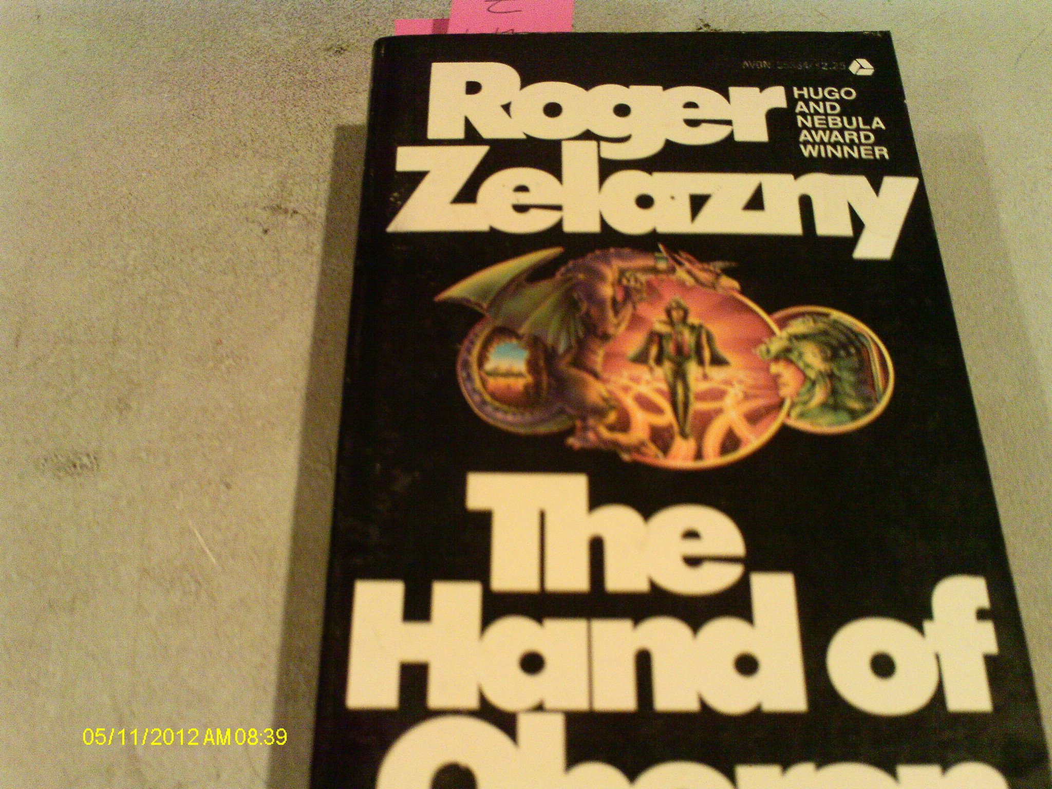 The Hand of Oberon (Chronicles of Amber, Bk. 4), Zelazny, Roger