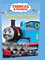 Thomas & Friends Hooray For Thomas & Other Adventures