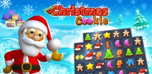 Christmas Cookie - Fun Match 3 from RV AppStudios