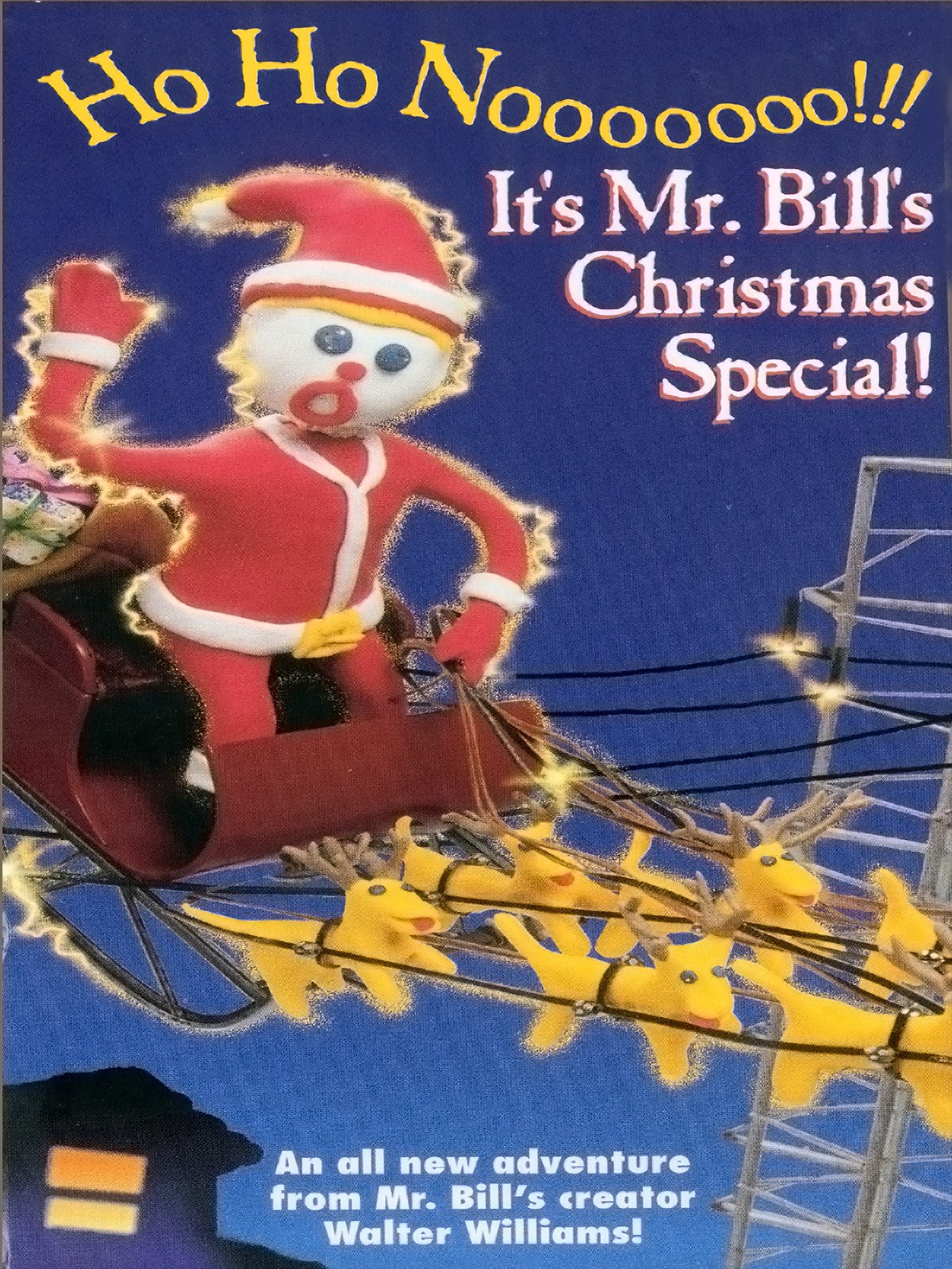 Mr. Bill's Christmas Special