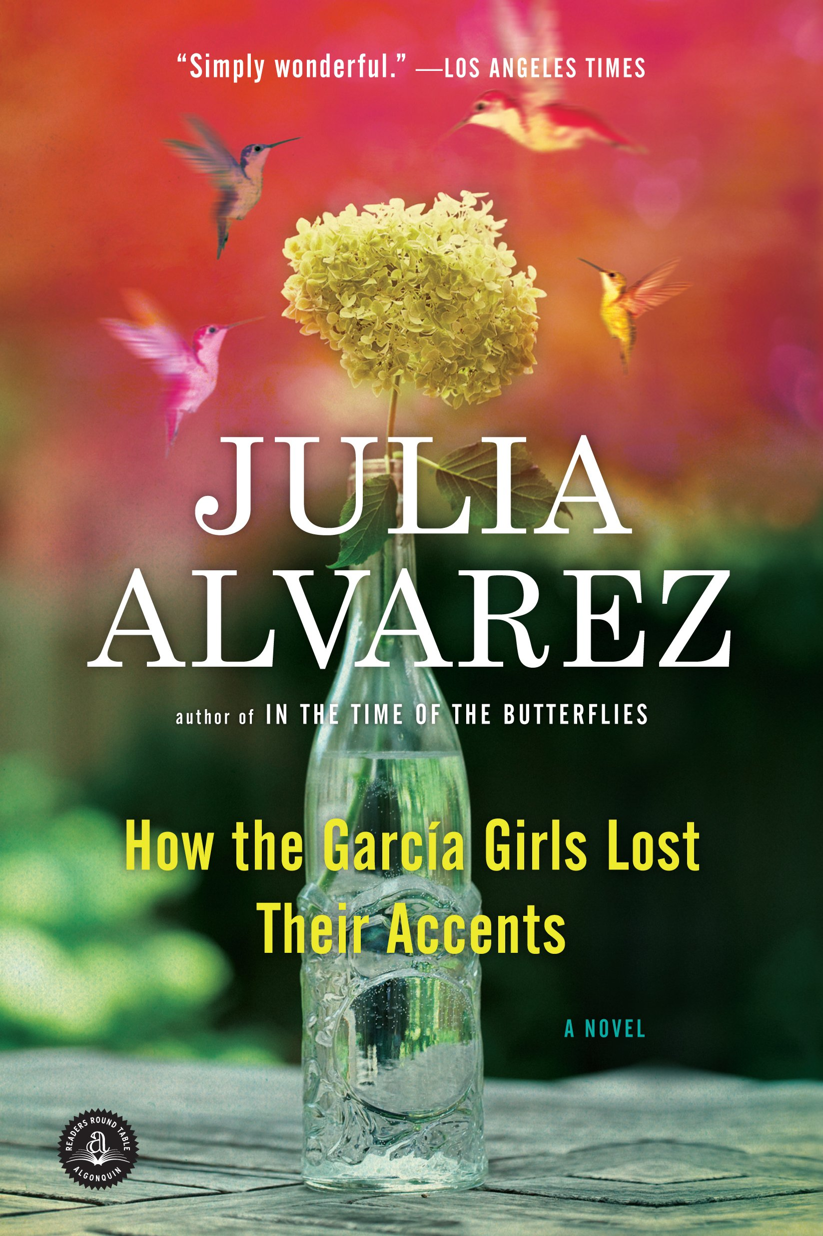 How the García Girls Lost Their Accents cover
