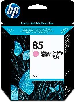 HP N°85 Cartouche d'encre Magenta clair