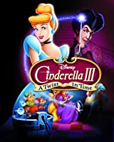 Cinderella III: A Twist in Time [HD]
