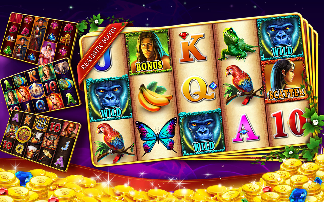 play free slot machine now