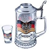 M. CORNELL IMPORTERS 5986 Germany Flag Optique Stein