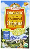 Dr. McDougall's Right Foods Organic Instant Oatmeal, Original, 10-Count Boxes (Pack of 6)