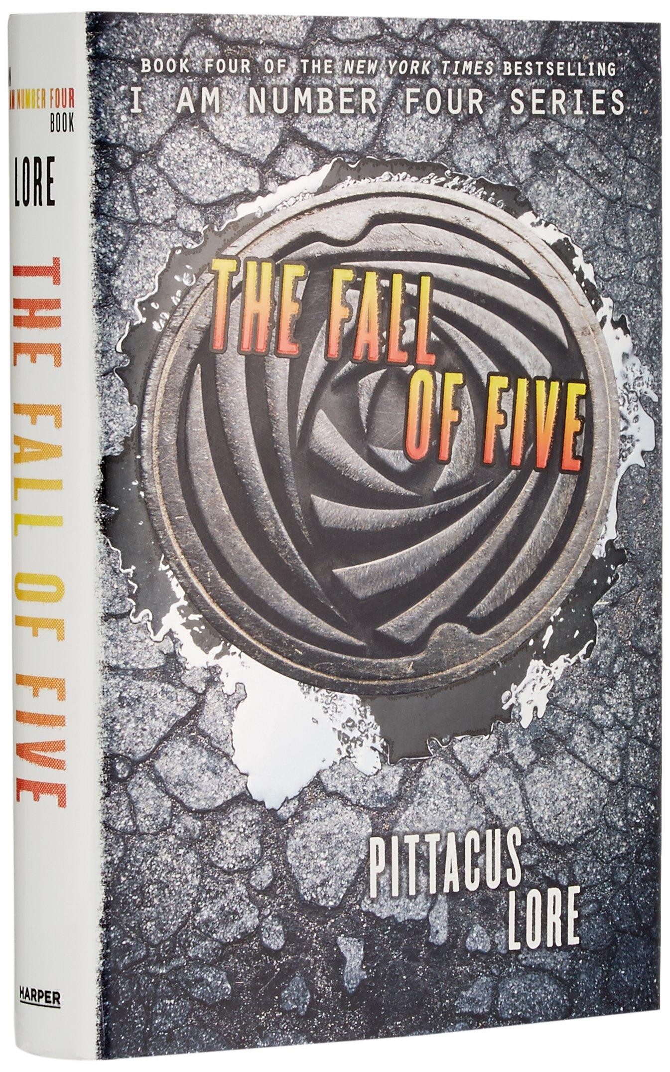 Buy The Fall Of Five (lorien Legacies) Book Online At Low Prices In India   The Fall Of Five (lorien Legacies) Reviews & Ratings  Amazon