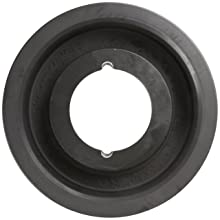 Martin Conventional Taper Bushed Sheave, A/B Belt Section, 8 Grooves, Class 30 Gray Cast Iron